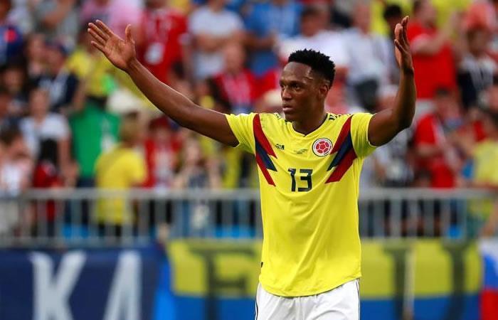 Yerry Mina: ¿Cuánto ganaría en el Manchester United?