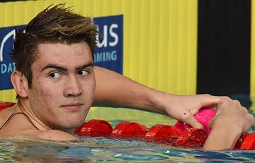 El ruso Kliment Kolesnikov batió récord en 50 metros espalda