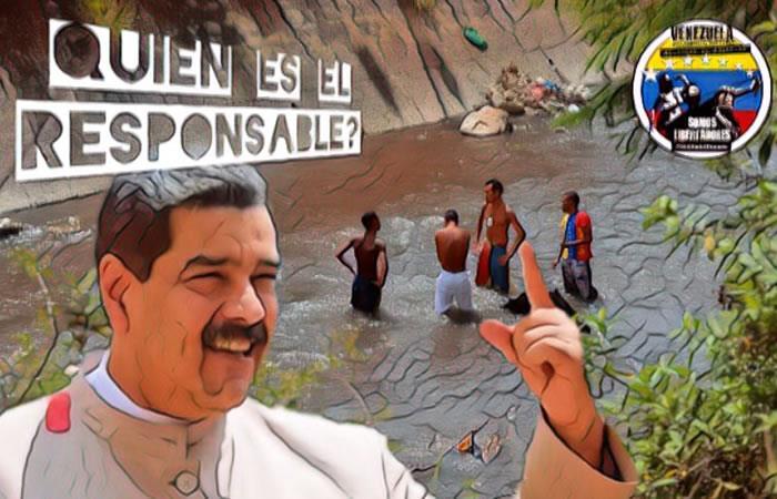 'Soldados de franela' se atribuyen atentado contra Maduro