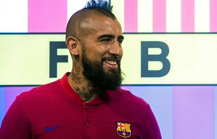 Arturo Vidal solo quiere ganar la Champions League