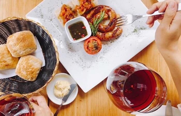 Bistecca e vino, una de las cavas mejor dotadas de Bogotá