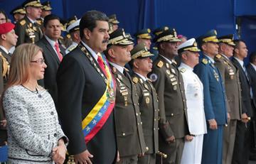 """Gobierno venezolano responsabiliza a Colombia de """"cualquier nueva agresión"""""""
