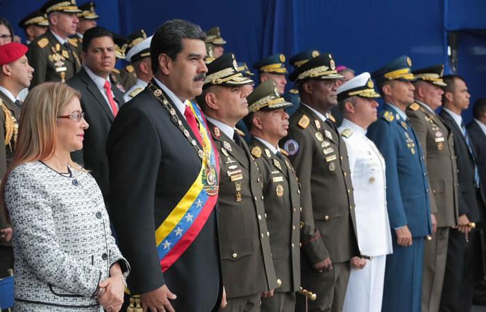 Gobierno venezolano responsabiliza a Colombia de 'cualquier nueva agresión'