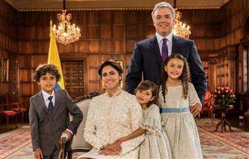 Iván Duque se despide de Santos y se instala en la Casa de Nariño