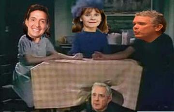 Los memes del 'exorcismo' en la Casa de Nariño del Padre Chucho