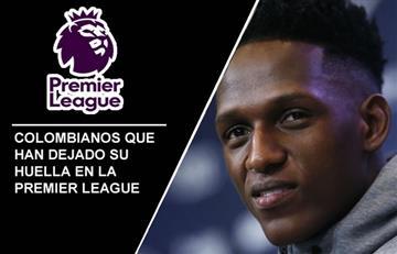Los colombianos que han dejado su huella en la Premier League