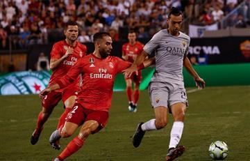 Real Madrid venció a la Roma: Así fueron los golazos