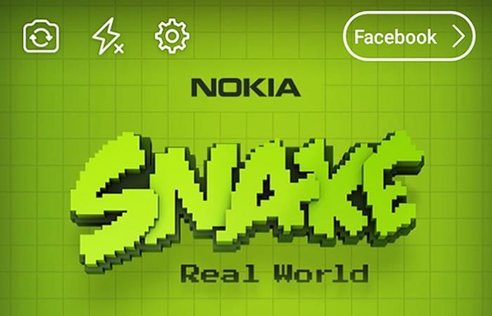 Así se ve Snake Mask en Facebook. Foto: Facebook