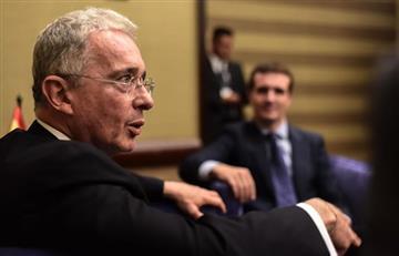 Álvaro Uribe no apoya la Consulta Anticorrupción