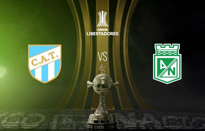 Atlético Tucumán vs. Atlético Nacional: Previa, transmisión por TV y online
