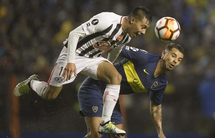 Copa Libertadores: Con Cardona como protagonista, Boca venció a Libertad