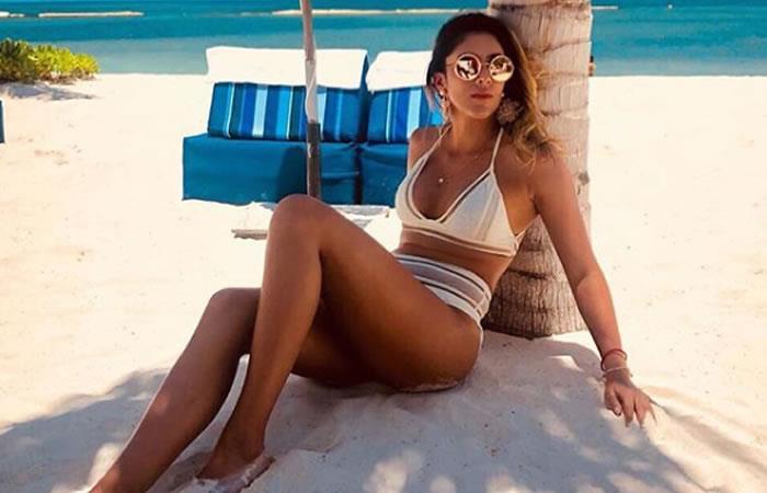 Daniela Ospina fue operada de emergencia