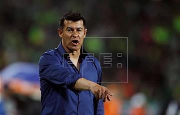 Dimayor suspende a Jorge Almirón, DT de Atlético Nacional