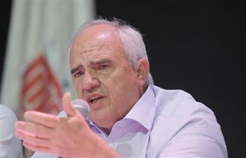 Samper destaca el reconocimiento a Palestina por parte del Gobierno de Santos