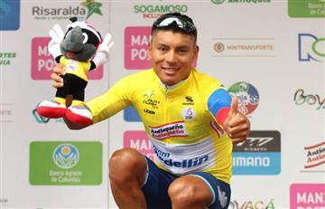 Vuelta a Colombia: Luego de la cuarta etapa la competencia tiene nuevo líder