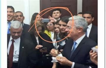 Amenazan a periodista de Noticias Uno por grabar en reunión del uribismo