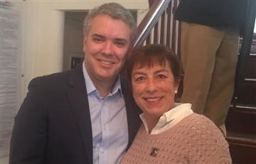 Claudia Ortiz llegaría a otro cargo en el Gobierno