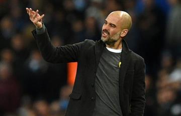 Pep Guardiola desata su furia contra el presidente de la AFA