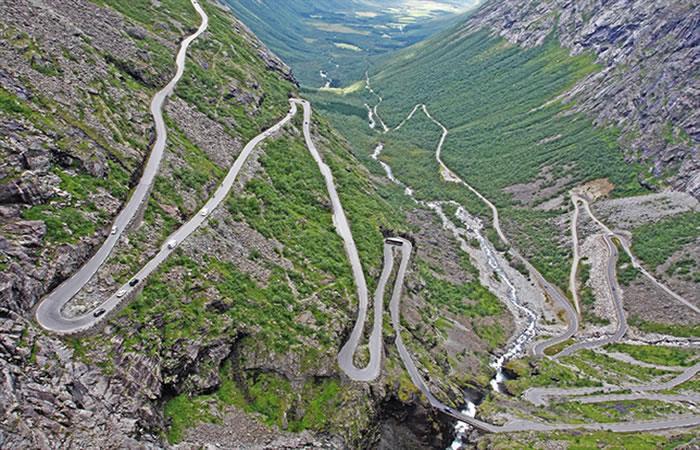 Top 5 de las carreteras más peligrosas de Colombia