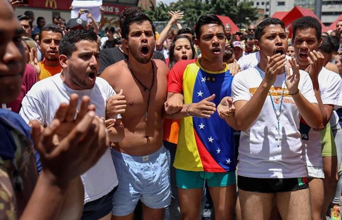 VENEZUELA: Maduro acusa a Santos de haber ordenado su asesinato
