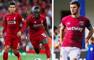 Liverpool derrota 4-0 a WestHam