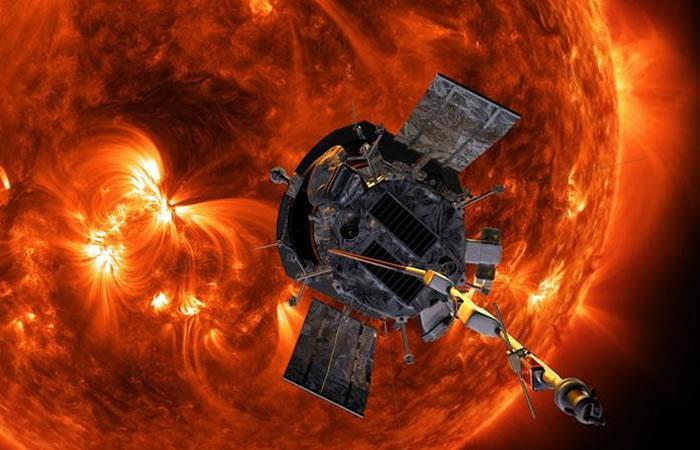 NASA lanza con éxito la sonda Parker para llegar al Sol