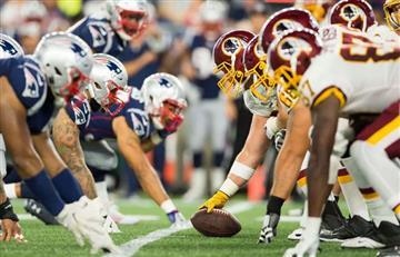 Jugador de la NFL sufre grave lesión en su rodilla y se pierde la temporada