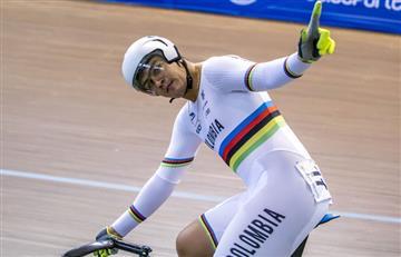 Ciclista colombiano es suspendido por dopaje