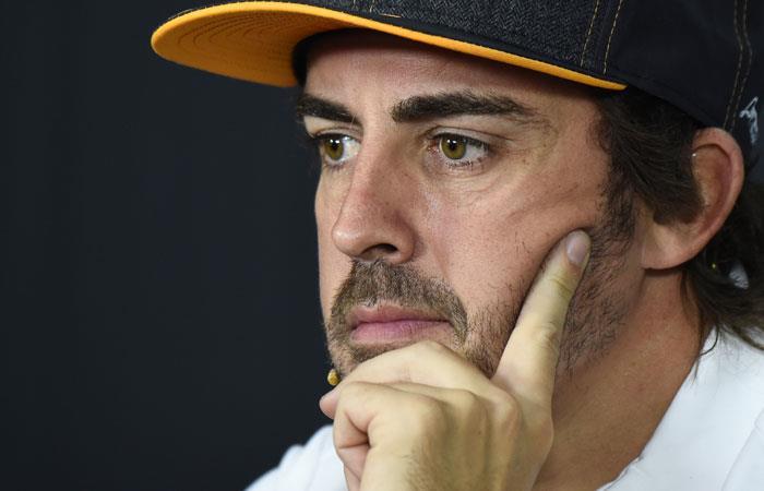 Fernando Alonso no correrá en la temporada 2019 de la Fórmula Uno. Foto: AFP