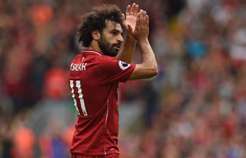 Liverpool denuncia a Salah con la policía por usar el celular conduciendo