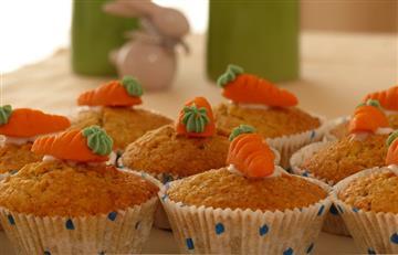 Los muffins de zanahoria podrían reducir los niveles de colesterol