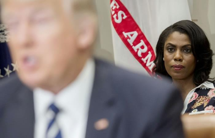 Trump califica a su exasesora como 'perra'