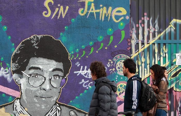 La participación de Narváez en el crimen de Jaime Garzón. Foto: EFE