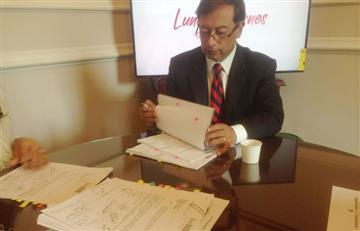 Petro le pide al nuevo viceministro que se retracte de un trino con fuertes acusaciones