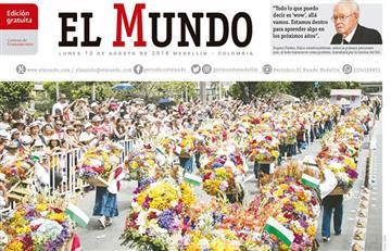 Prensa: El Mundo de Medellín no es más un diario y ahora será semanario