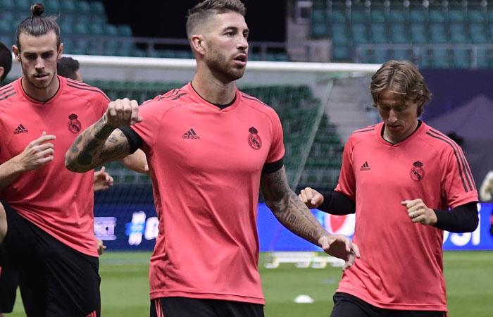 Sergio Ramos ataca a Kloop y cuestiona a Cristiano Ronaldo en rueda de prensa