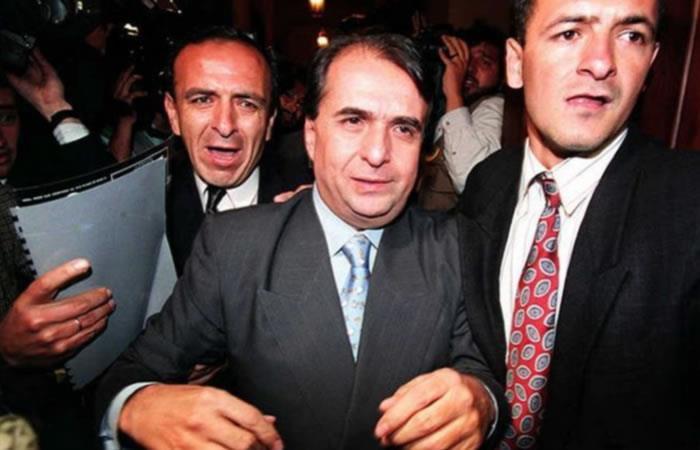 Alberto Santofimio es llamado a indagatoria por magnicidio de Rodrigo Lara