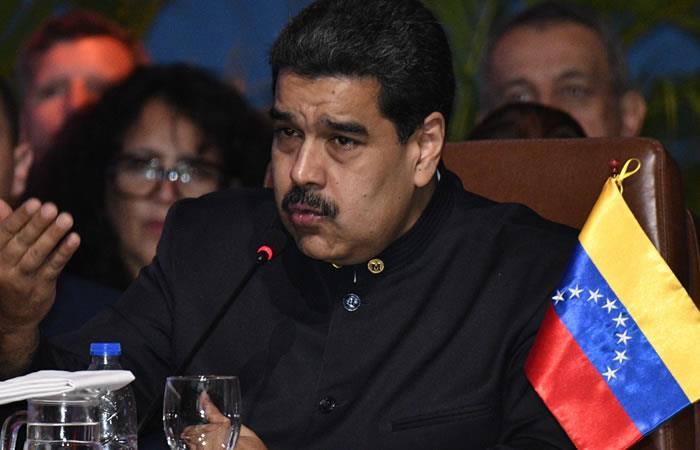 Condenan a Nicolás Maduro a 18 años de prisión por corrupción