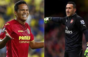 David Ospina y Carlos Bacca pasan sin problemas los exámenes médicos