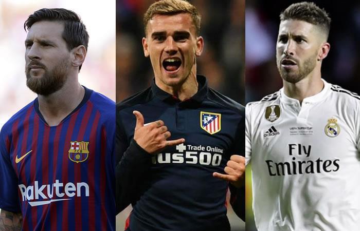 Inicia la Liga de España y esto es todo lo que debe saber