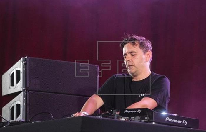 Laurent Garnier, uno de los grandes invitados. Foto: EFE
