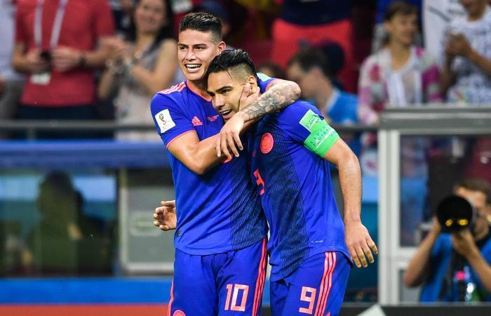 Selección Colombia sube dos puestos en el ranking FIFA