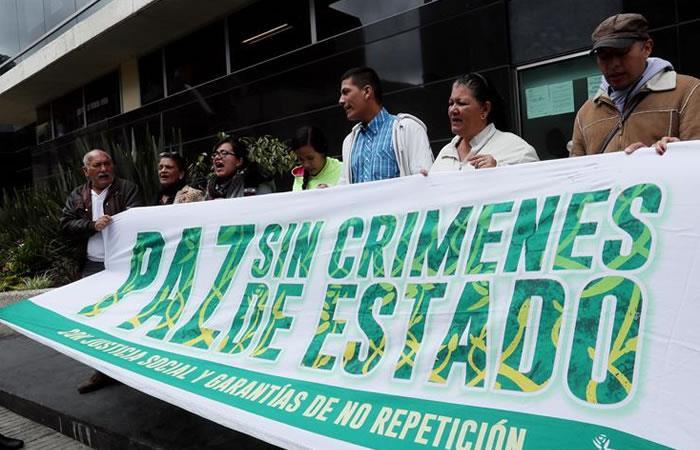 La JEP ya es constitucional. Foto: EFE