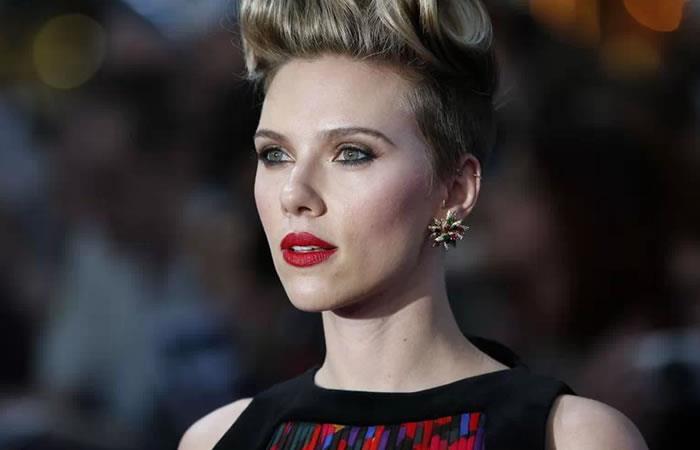 Scarlett lidera la lista de Forbes. Foto: AFP