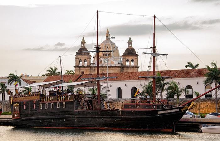 Cartagena es uno de los destinos más populares entre los colombianos. Foto: Pixabay