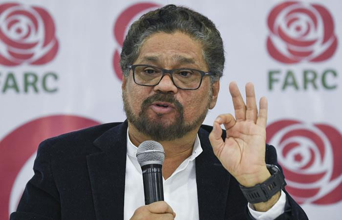 Partido FARC no sabe dónde está Iván Márquez