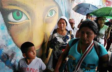 Cerca de 3.700 indígenas forzados al confinamiento por combates