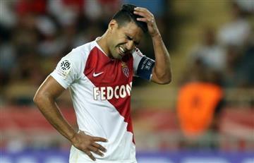 Falcao: Así fue el penal que erró con el Mónaco, que empató con el Lille