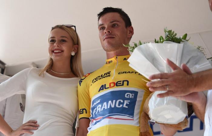 Tour de L'Avenir: Alain Riou ganó la etapa 2 y los colombianos más fuertes que nunca