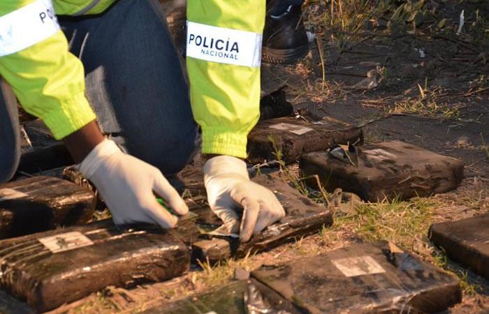Colombia desarticuló red que envió droga en bus accidentado en Ecuador